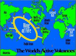 Why Do Earthquakes Happen In The Ring Of Fire